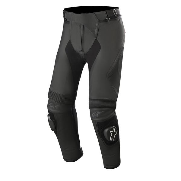 Alpinestars Missile V2 Leather Pants Short - Black