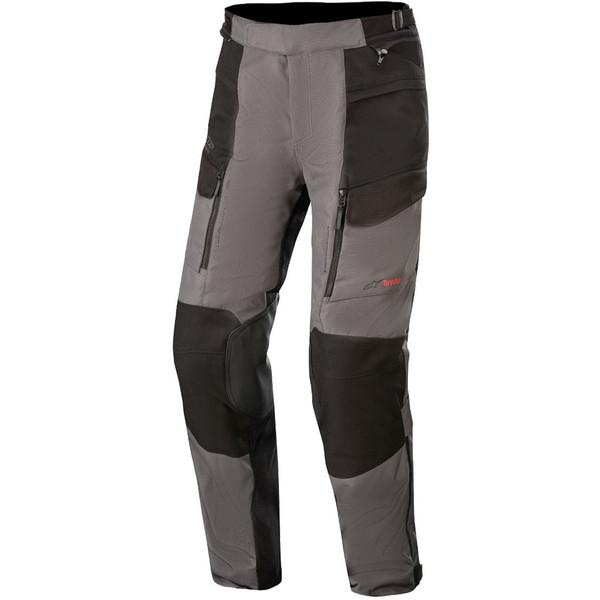 Alpinestars Valparaiso V3 Drystar Textile Pants - Dark Grey / Black