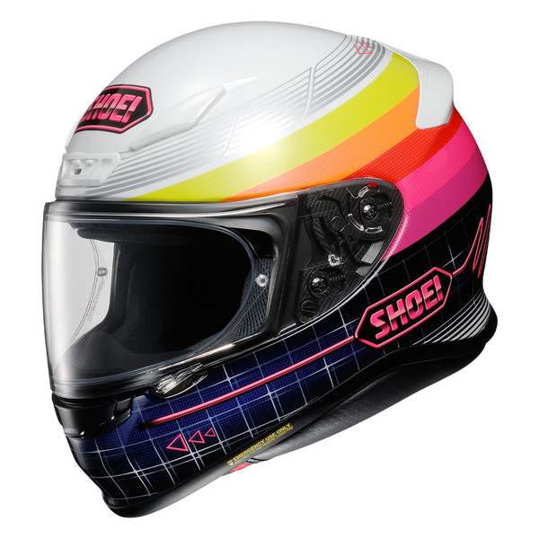 Shoei NXR Full Face Helmet - Zork TC7