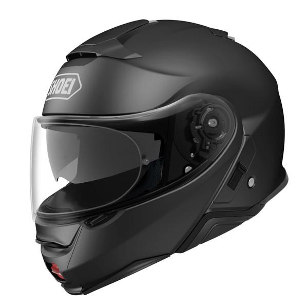 Shoei Neotec 2 Flip Front Helmet - Plain Matt Black
