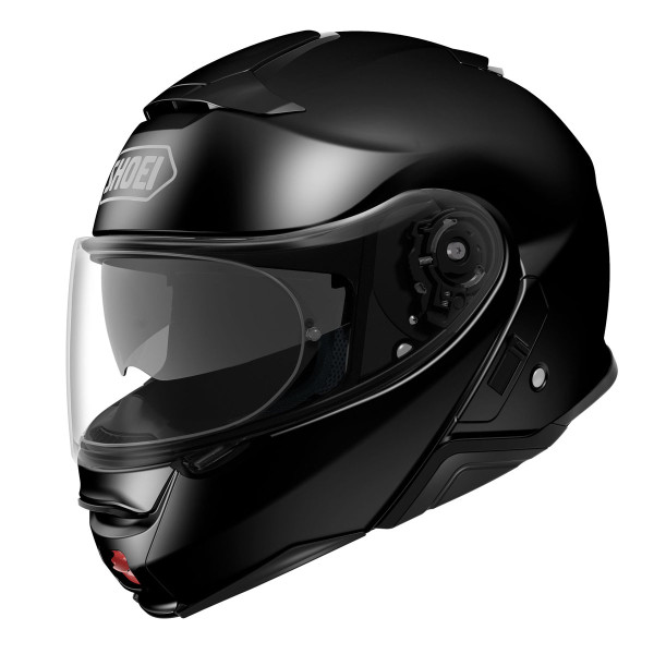 Shoei Neotec 2 Flip Front Helmet - Plain Black