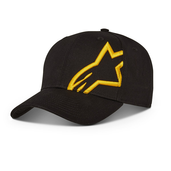 Alpinestars Corp Snap 2 Hat Black/Gold