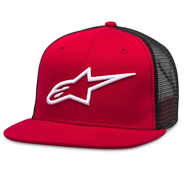 Alpinestars Corp Trucker Red Black