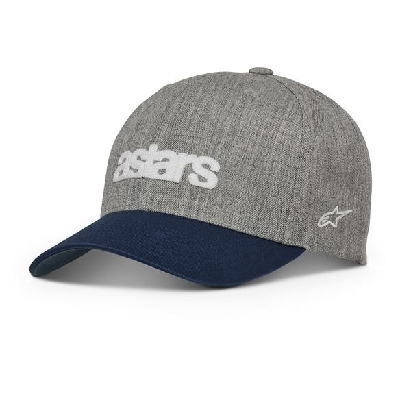 Alpinestars History Hat Grey Heather/Blue