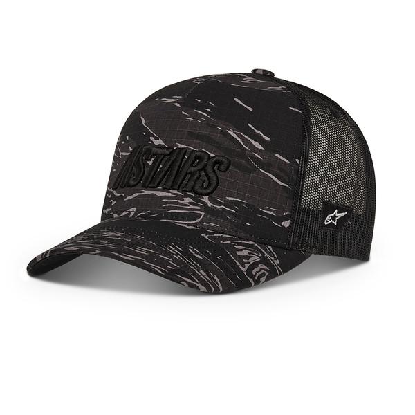 Alpinestars Tropic Hat Charcoal Blk