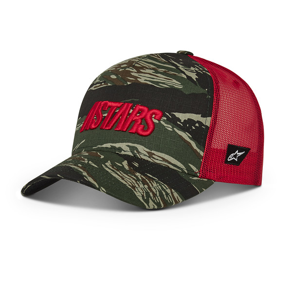Alpinestars Tropic Hat Military Red