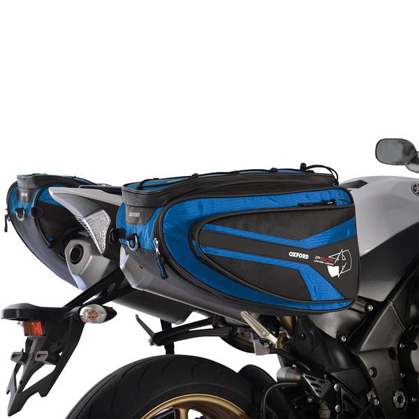 Oxford P50R PANNIERS - BLUE