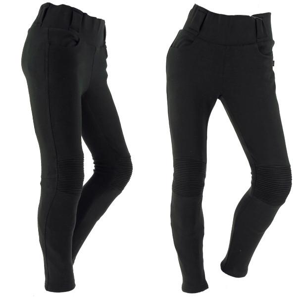 Richa Kodi Ladies Leggings Short - Black