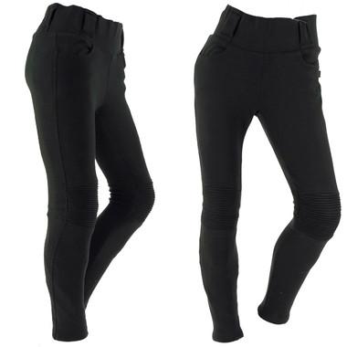 Richa Kodi Ladies Leggings Long - Black