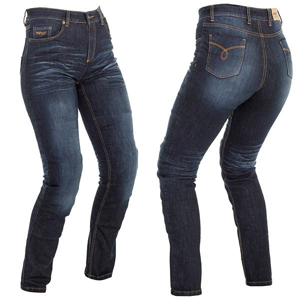 Richa Nora Ladies Slim Fit Jean Regular - Navy Blue