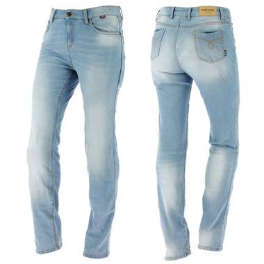 Richa Nora Ladies Jeans Regular - Stone Washed Blue
