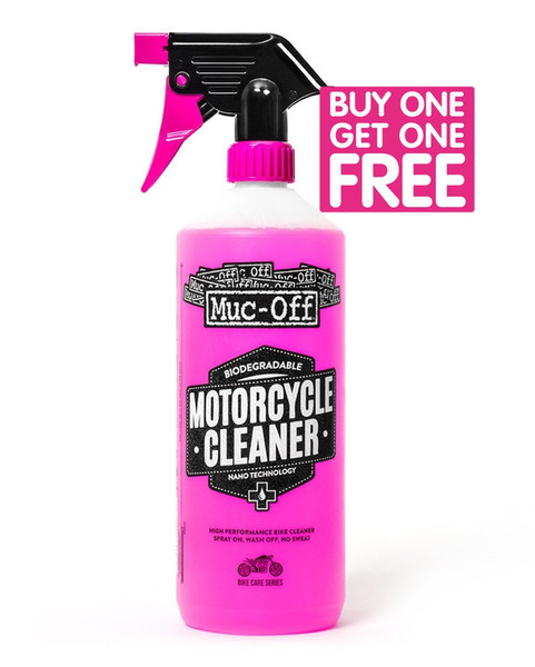 Muc-Off Motorcycle Cleaner 1 Litre BOGOF