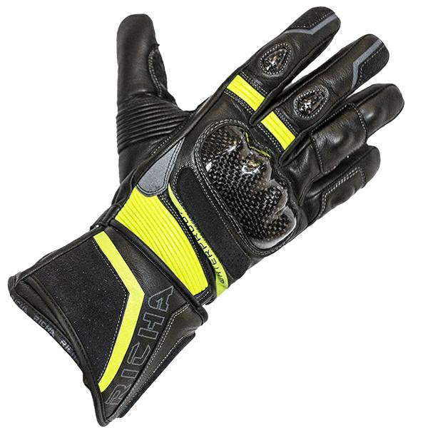 Richa Baltic Evo Waterproof Gloves - Black / Yellow