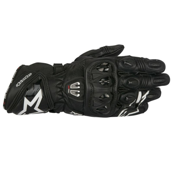 Alpinestars GP Pro 2 Leather Race Gloves - Black