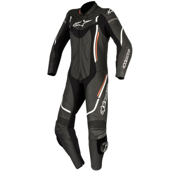Alpinestars Stella Motegi V2 Leather 1 Piece Suit Black / Red