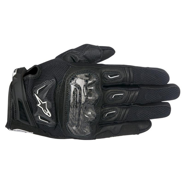 Alpinestars SMX2 V2 Air Carbon Gloves - Black