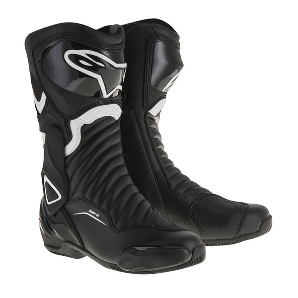 Alpinestars SMX 6 V2 Sports Boots - Black / White