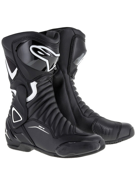 Alpinestars Stella SMX 6 V2 Sports Boots - Black / White