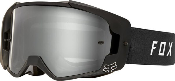 Fox MX19 Vue Motocross Goggle - Black