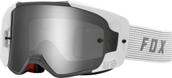 Fox MX19 Vue Motocross Goggle - White