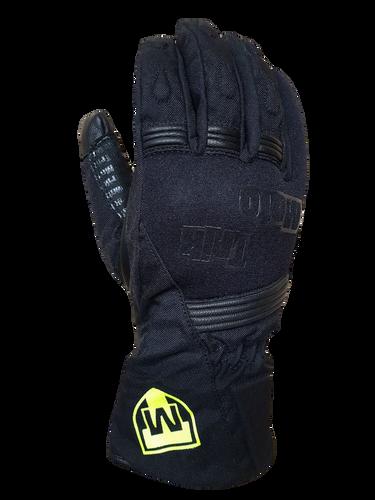 Trik Moto M150 Textile Waterproof Gloves - Black