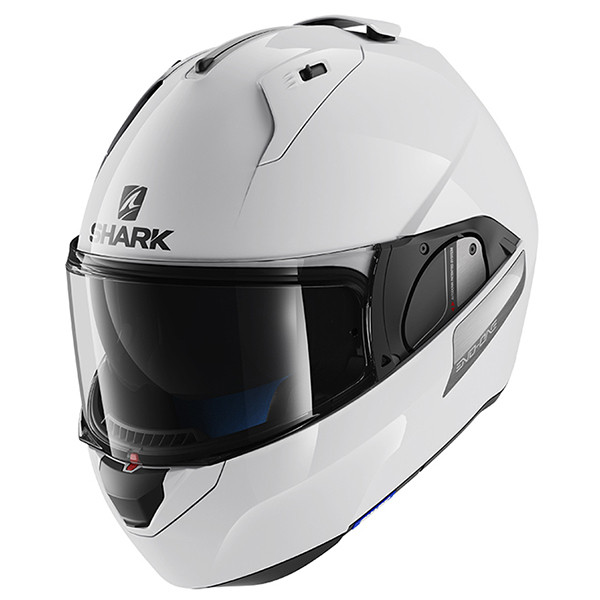 Shark Evo One 2 Flip Front Helmet - White