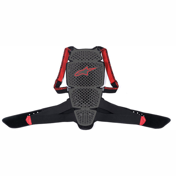 Alpinestars KR Cell Back Protector - Smoke