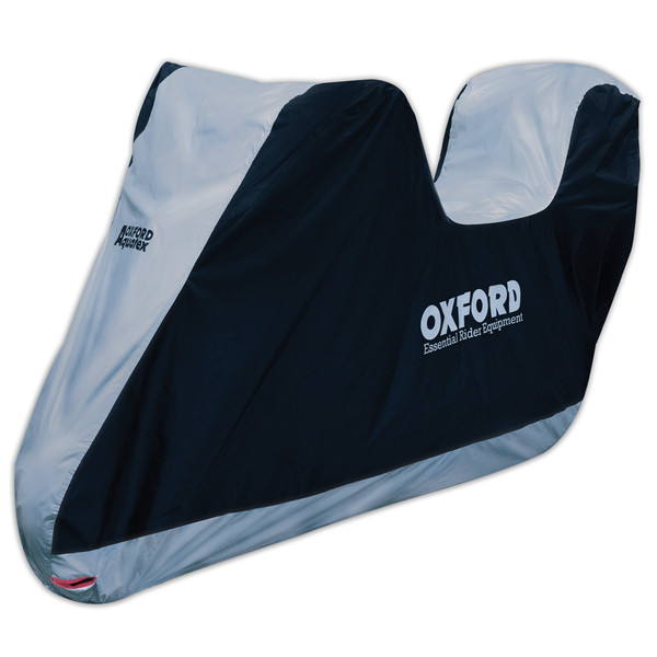 Oxford Aquatex Top Box Motorcycle Cover - Medium