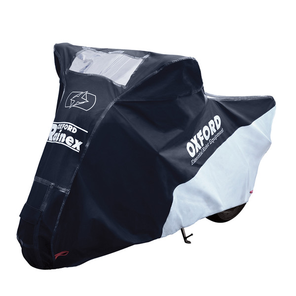 Oxford Rainex Outdoor Motorcycle Cover - Medium