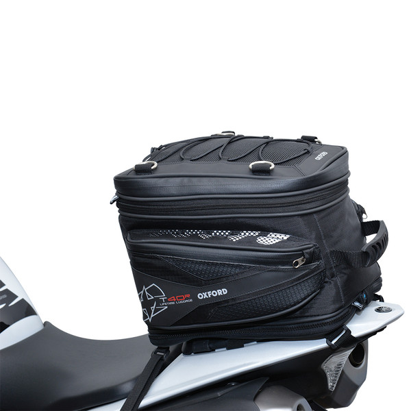 Oxford T40R 40 Litre Tailpack - Black