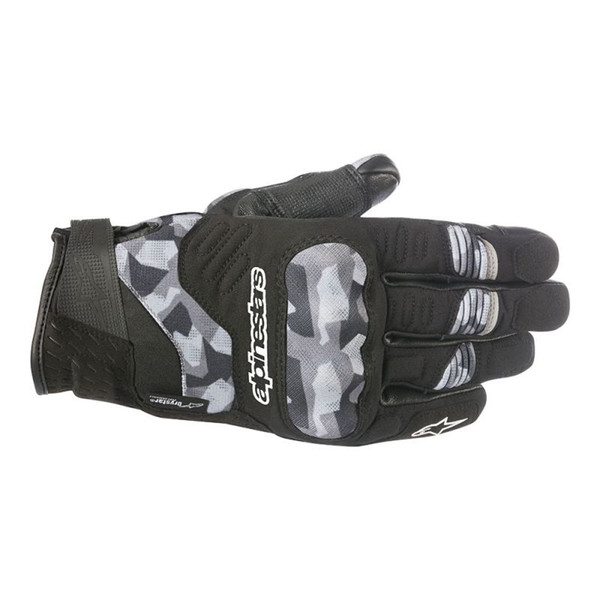 AlpineStars C30 Drystar Waterproof Gloves - Camo