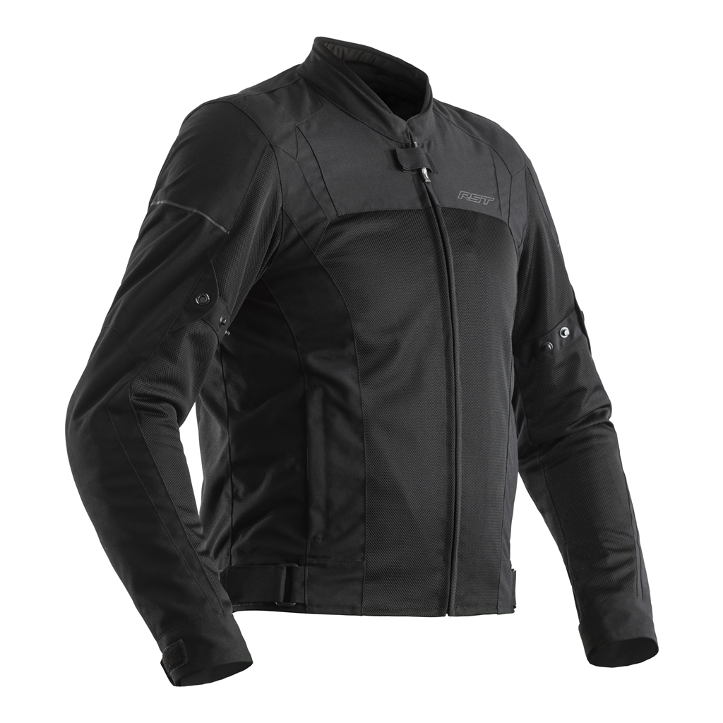 best shoes new images of perfect quality RST Aero CE Textile Mesh Jacket - Black