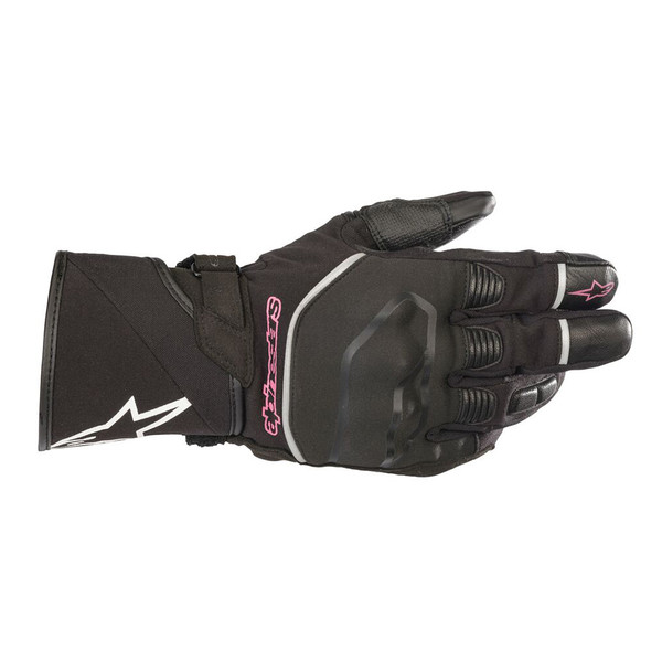 Alpinestars Stella Ladies Andes Touring Drystar Gloves Black / Fuchsia