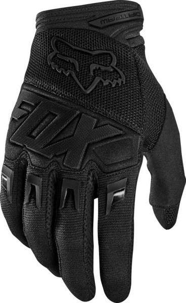 Fox Dirtpaw MX20 Black