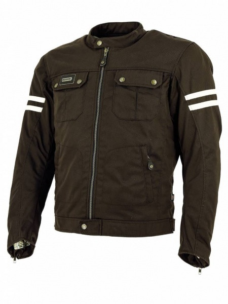 Richa Fullmer D30 Textile Jacket - Brown