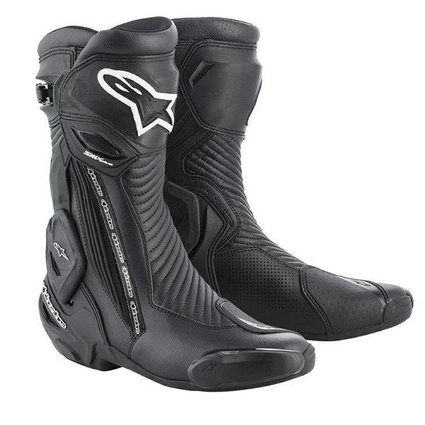 Alpinestars SMX Plus V2 Sports Boots - Black