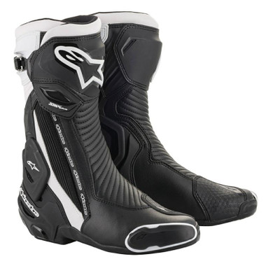Alpinestars SMX Plus V2 Sports Boots - Black / White