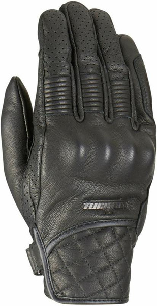 Furygan Tom D30 Goat Leather Gloves - Black
