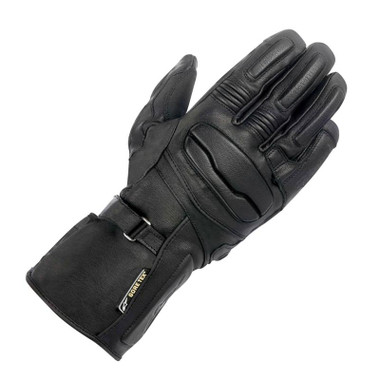 Alpinestars WR-1 Gore-Tex Leather Gloves - Black