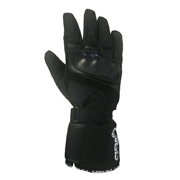 Armr LWP840 Goat Leather Waterproof Gloves - Black