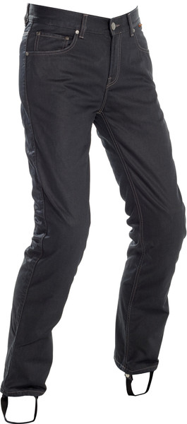 Richa Cobalt Waxed CE Jeans Regular Leg - Anthracite