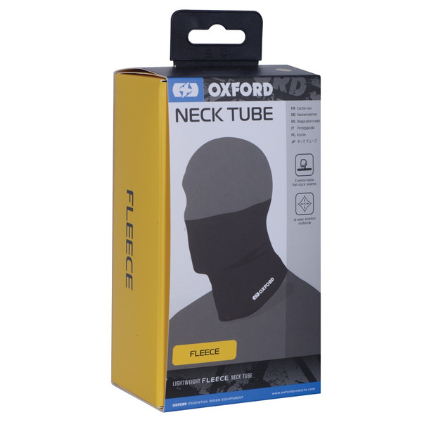 Oxford Fleece Neck Tube