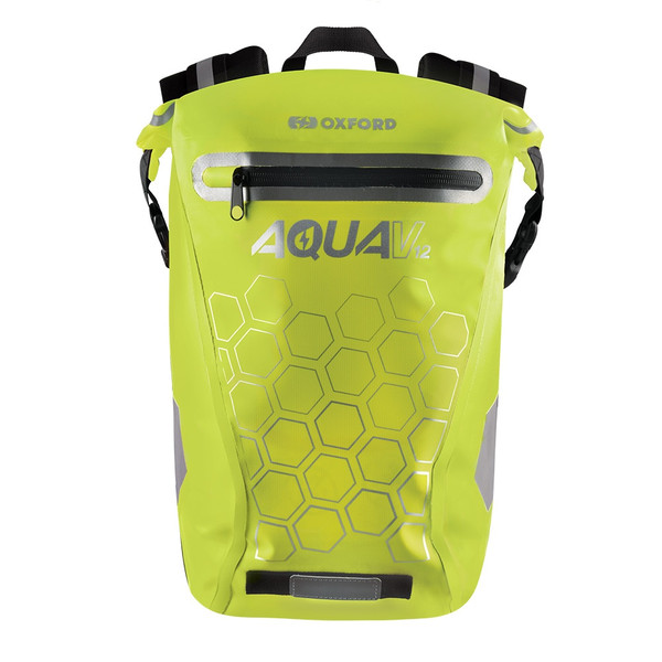 Oxford Aqua V 12 Backpack - Fluo