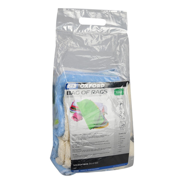 Oxford Bag of Rags 500g