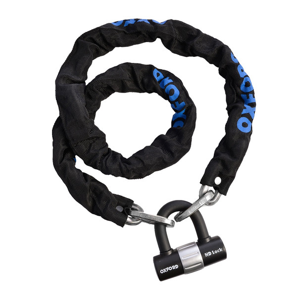 Oxford HD Chain Lock 1.5 metre