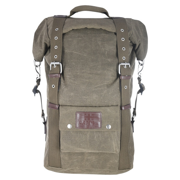 Oxford Heritage Backpack 30L - Khaki