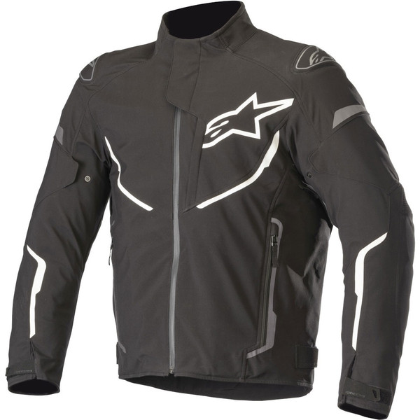 Alpinestars T-Fuse Sport Softshell Waterproof Jacket - Black