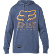 Fox Overhaul Pullover Fleece - Blue Steel