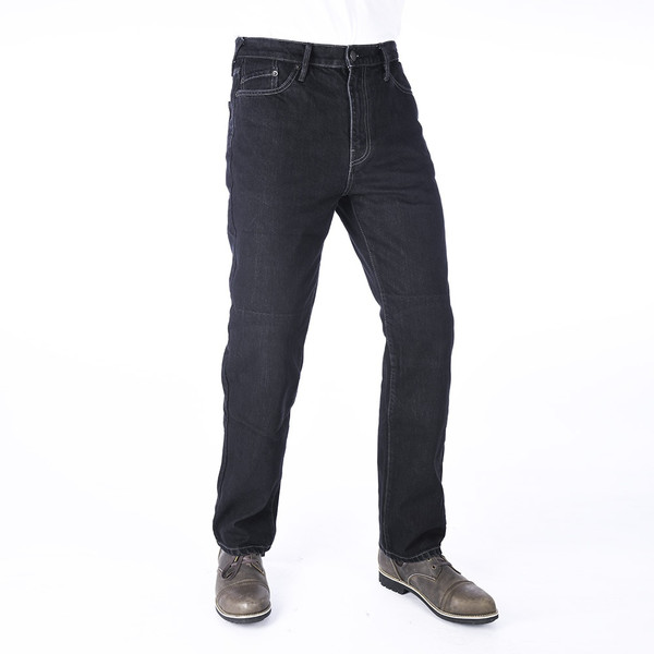 Oxford Original Approved Straight Mens Jean - Black Regular