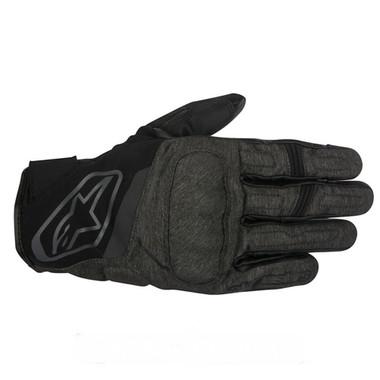 Alpinestars Syncro Drystar Waterproof Short Gloves - Grey / Black